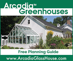 Arcadia Glasshouse - Greenhouses