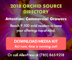 Advertise in the 2018 Orchid Source Directory